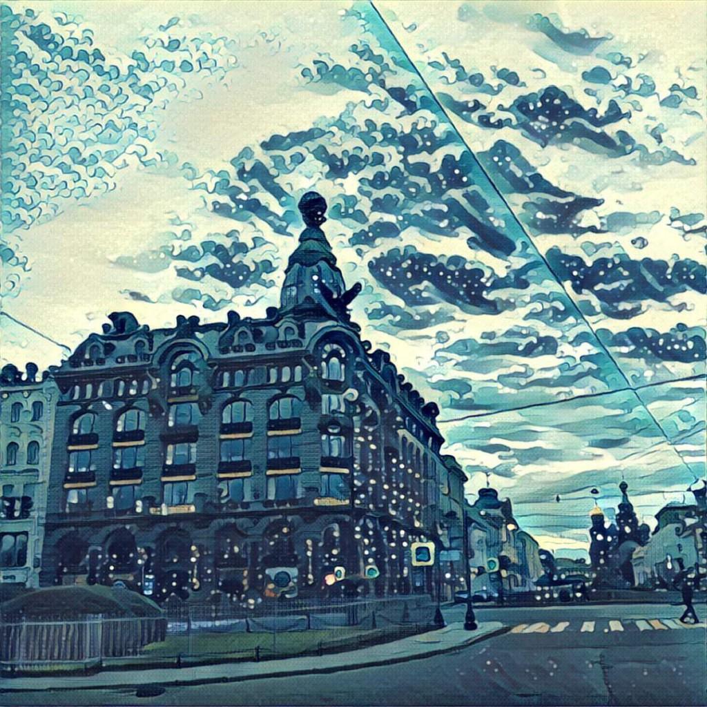 Фильтр от Prisma
